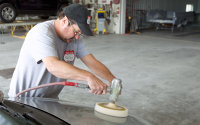 auto body repair cedar rapids