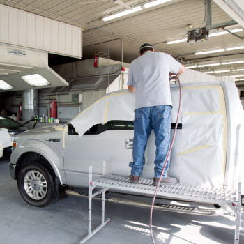 auto body refinishing cedar rapids